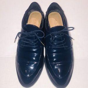 ZARA trafaluc zepato plano flat shoes